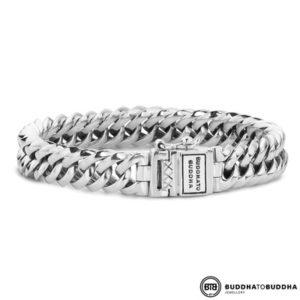 J080 Buddha to Buddha Chain XS armband