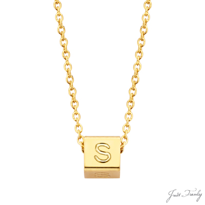 Just Franky 1 Cube Collier