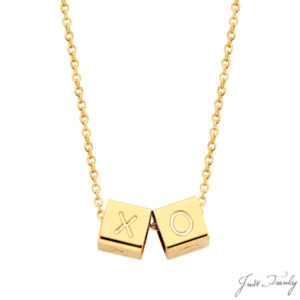 Just Franky 2 Cube Collier