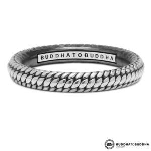 322 Buddha to Buddha Dunia Ben Black Ring