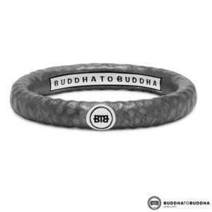321 Buddha to Buddha Dunia Black Ring
