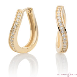 EAG02 Sparkling Jewels Creolen
