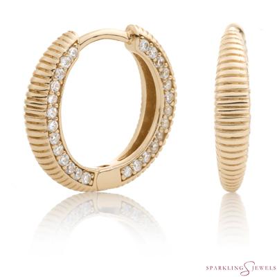EAG03 Sparkling Jewels Creolen