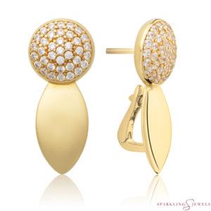 EAG04 Sparkling Jewels Oorbellen