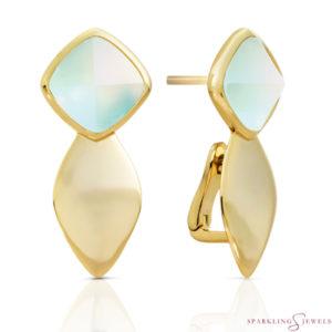 EAG05-G14 Sparkling Jewels Oorbellen