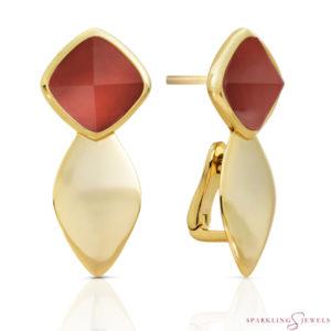 EAG05-G33 Sparkling Jewels Oorbellen
