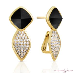 EAG06-G07 Sparkling Jewels Oorbellen