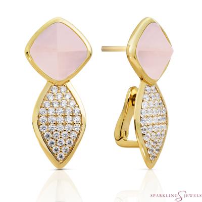 EAG06-G13 Sparkling Jewels Oorbellen