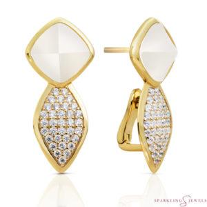 EAG06-P01 Sparkling Jewels Oorbellen
