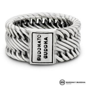 812 Buddha to Buddha Edwin Small Ring