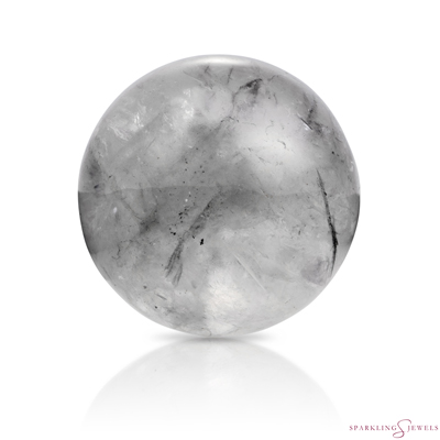 GEM34 Sparkling Jewels Gemstone Rutielkwarts