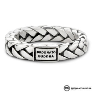 810 Buddha to Buddha George Small Ring