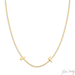 Just Franky 2 Love Letter Collier