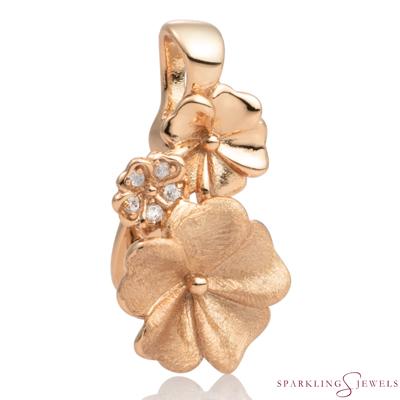 PEBR02 Sparkling Jewels Oorbellen