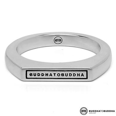 055 Buddha to Buddha Tangguh Logo Ring