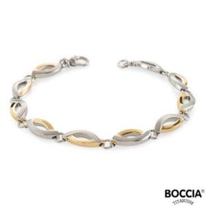 03001-02 Boccia Titanium armband