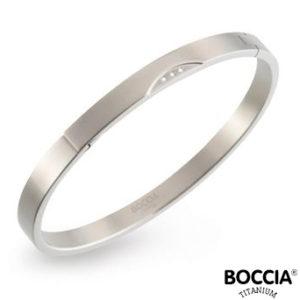 03006-02 Boccia Titanium armband