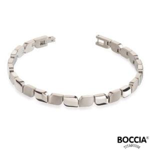 03007-01 Boccia Titanium armband