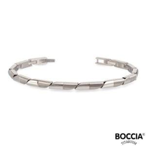 03008-01 Boccia Titanium armband