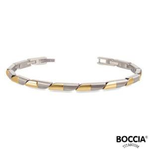 03008-02 Boccia Titanium armband