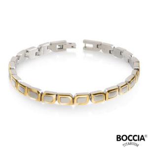 03009-02 Boccia Titanium armband