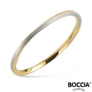 03011-02 Boccia Titanium armband
