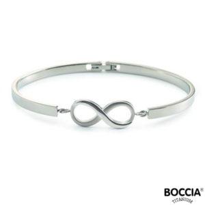 03014-01 Boccia Titanium armband