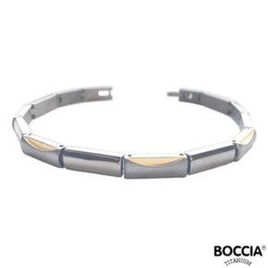 03015-02 Boccia Titanium armband