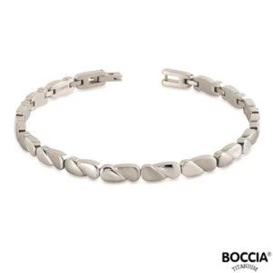 03016-01 Boccia Titanium armband