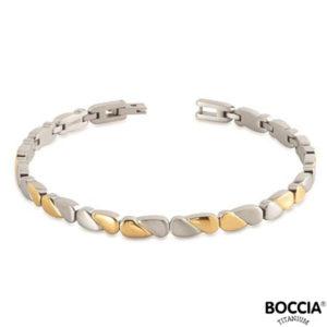 03016-02 Boccia Titanium armband