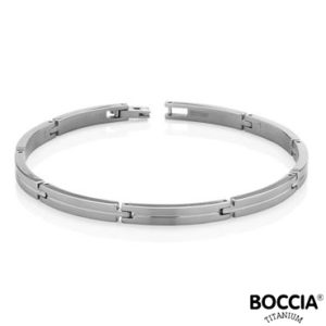 03017-01 Boccia Titanium armband