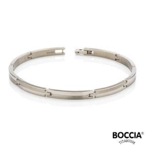 03018-01 Boccia Titanium armband