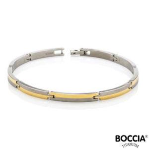 03018-02 Boccia Titanium armband