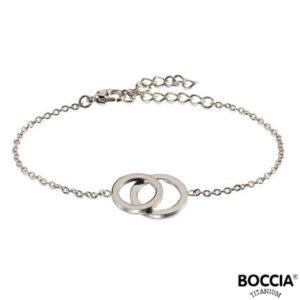03019-01 Boccia Titanium armband