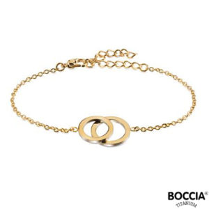 03019-02 Boccia Titanium armband