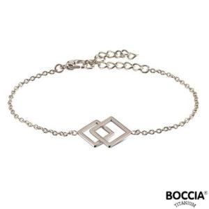 03021-01 Boccia Titanium armband