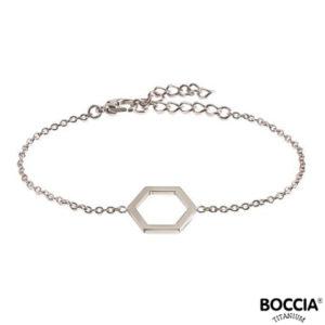 03022-01 Boccia Titanium armband