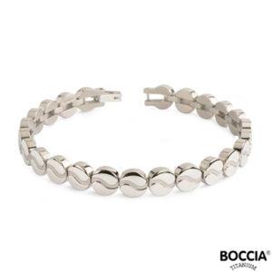 03023-01 Boccia Titanium armband