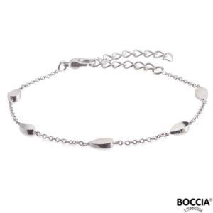 03024-01 Boccia Titanium armband