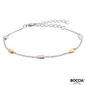 03024-03 Boccia Titanium armband