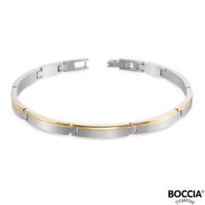 03025-02 Boccia Titanium armband