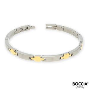 03026-02 Boccia Titanium armband