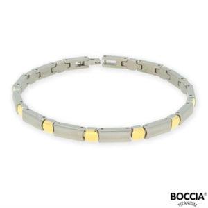 03027-02 Boccia Titanium armband
