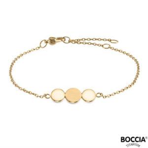03028-02 Boccia Titanium armband