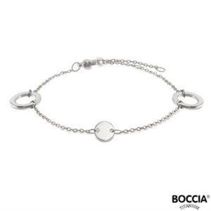 03030-01 Boccia Titanium armband