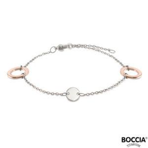 03030-02 Boccia Titanium armband