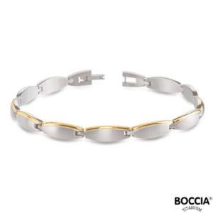03031-02 Boccia Titanium armband