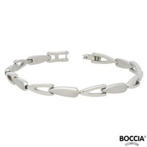 03033-01 Boccia Titanium armband