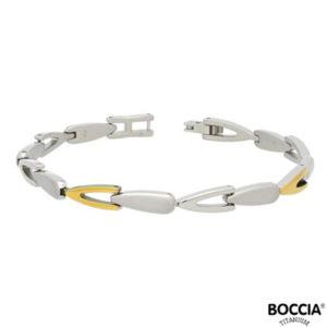 03033-02 Boccia Titanium armband