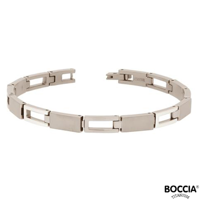 03034-01 Boccia Titanium armband